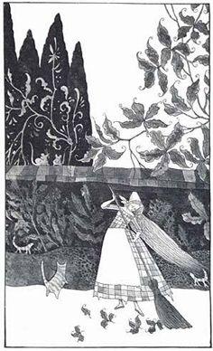 Cinderella by Errol Le Cain (1941-1989)