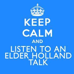 Keep Calm and...   Creative LDS Quotes    www.MormonLink.com  #LDS #Mormon #SpreadtheGospel