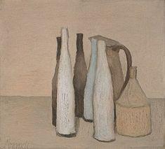 Art Contrarian: The Bland Art of Giorgio Morandi