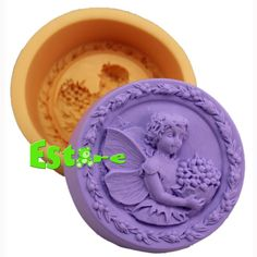 Silicone Soap Mould DIY 3D Angel Mold T0558 >>> Check out the image by visiting the link.