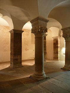 Abbaye de Corvey, patrimoine mondial de l'UNESCO