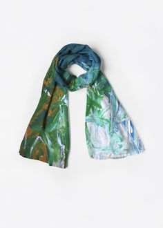 Cashmere Silk Scarf - CAMO CHIC ONE by VIDA VIDA YsaiNQWJA