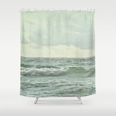Sea Shower Curtain by Pure Nature Photos - $68.00