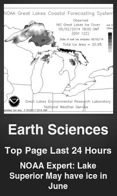 Top Earth Sciences link on telezkope.com. With a score of 39. --- Claim: U.S. corn yields are increasingly vulnerable to hot, dry weather – Data: corn yield trend positive. --- #topearthscienceslinks --- Brought to you by telezkope.com - socially ranked goodness