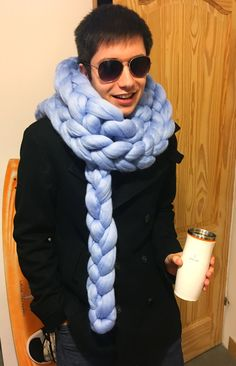 Szalik, scarf, MyMint