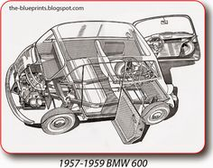 Free Vector BMW Motorcycle Blueprints - Google Search