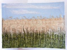 My Sweet Prairie: * Fibre Art