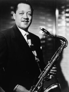 † Lester Young (August 27, 1909 - March 15, 1959) American jazz saxophonist.