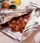 Foil Recipe Chicken