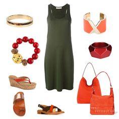 Лето по Дэвиду Кибби: платья