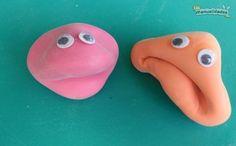 Unos divertidos globos de harina para niños y para combatir el stress.