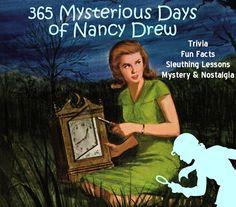 Nancy Drew - Created 365 Page-a-Day Nancy Drew Calendar - Looking for a Publisher! www.nancydrewsleuth.com