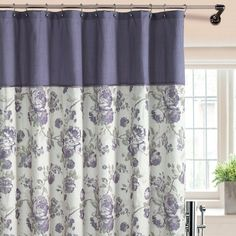 Textiles from Europe Renada Shower Curtain