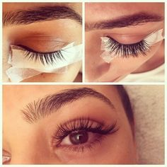 Image result for wispy individual lashes
