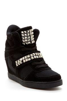Flint Wedge Sneaker from HauteLook on shop.CatalogSpree.com, your personal digital mall.