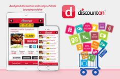 DiscountON is revolutionary discount coupon system that can change the Coupon Industry game forever by cutting out the traditional middleman fees and removing the risk from Coupons forever! Discount on offers coupon and deal listings for free, both businesses and consumer end up with the BEST DEALS in town every single time!