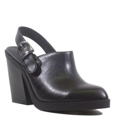 Look at this Chelsea Crew Black Kicker  Mule on #zulily today!