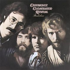 Creedence Clearwater Revival Pendulum 200g LP