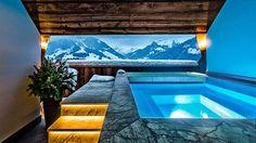 Alpina Gstaad Panorama Suite - Switzerland