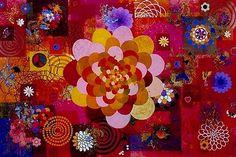 a publicação sobre as artes plásticas brasileiras de hoje, é sobre beatriz milhazes e sua bela obra... >>> betomelodia - música e arte brasileira: Beatriz Milhazes e as Artes Visuais