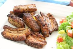 Crispy Summer Pork Belly I absolutely love pork belly! It's so full of flavour… Pork Belly Recipe Oven, Pork Belly Recipes, Paleo Recipes, Asian Cookbooks, My Favorite Food, Favorite Recipes, Low Carb Lunch, Paleo Whole 30, Paleo Dinner