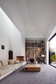 Fabulous zeitgenössische Renovierung zu viktorianischen Hause in Australien - Besten Haus Dekoration Fabulosa renovação contemporânea da casa vitoriana na Austrália Kong # para casa