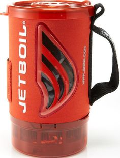 **Use these for work and my Boyfriend & I use this when we're in the woods... Amazing** Compact, Fuel Efficient & Easy to Use. Jetboil Flash Cooking System.