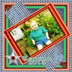 Terrence Grandson