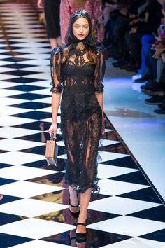 Milano Moda Haftası: Dolce & Gabbana - Fotoğraf 76 - InStyle Türkiye