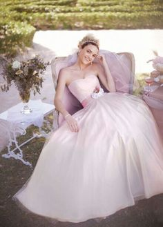 This is my dress for my big day! It's PINK!