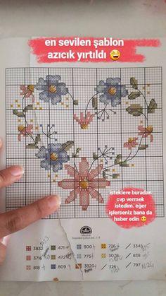 Small Cross Stitch, Cross Stitch Tree, Cross Stitch Heart, Cross Stitch Cards, Cross Stitch Flowers, Cross Stitch Designs, Cross Stitching, Cross Stitch Embroidery, Cross Stitch Patterns