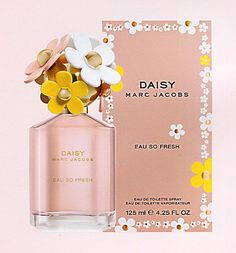 DAISY EAU SO FRESH FOR HER 75ML 2.5FL OZ: NEW AND UNOPENED PACKAGE? GENUINE & 100% AUTHENTIC FRAGRANCE?