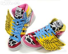 sports shoes 281c8 89f1c Adidas Wings by Jeremy Scott Jeremy Scott Adidas, Adidas Men, Adidas Shoes,  Wing