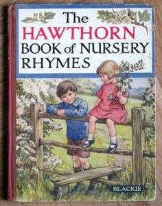 The Hawthorn book of nursery rhymes a Tarzo - eBay Annunci