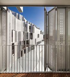 M9-C Building,© Luc Boegly