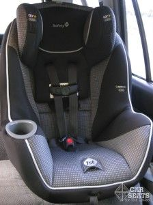 Safety 1st Advance SE 65 Air + Convertible Car Seat Review www.csftl.org