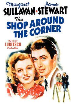 The Shop Around Corner, Ernst Lubitsch, Margaret Sullavan, James Stewart