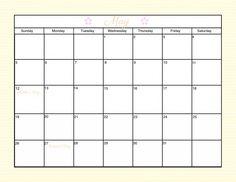 2010 Printable Calendar