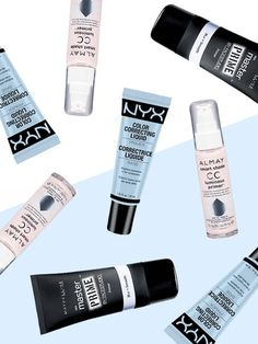 Stock up on drugstore face primers—you won't be disappointed.