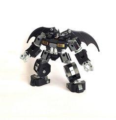 Lego BATMAN'S TITAN SUIT