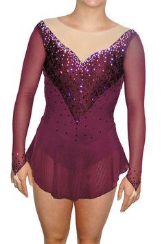 Sk8 Gr8 Designs Custom Figure Skating and Baton Dresses - Sk8 Gr8 Designs