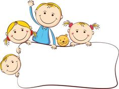 Imagem relacionada School Frame, Art School, Sunday School, Kids Background, Background Powerpoint, Borders And Frames, Stick Figures, Cartoon Kids, Drawing For Kids