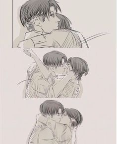Read from the story ~Imágenes Rivamika~ by (Reader_On_The_Moon🌙) with 26 reads. Attack On Titan Meme, Attack On Titan Ships, Attack On Titan Fanart, Anime Cupples, Hot Anime Boy, Levi Mikasa, Rivamika, Titans Anime, Levi Ackerman
