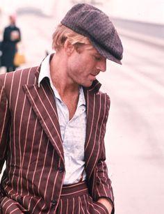 Robert Redford-so handsome :)