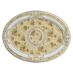 Ceiling Medallions & Architectural Elements