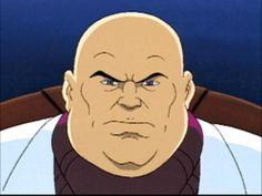 Spider-Man the animated series, Kingpin aka Wilson Fisk. Best constant villain to Spider-man on the show.