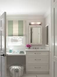 Image result for bathroom vanity with makeup area