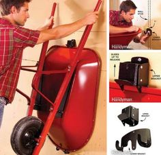 Easy Garage Organization Solutions | Ingenious Garage Organization DIY Projects And More