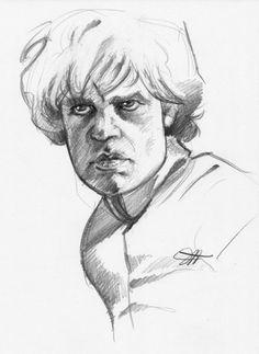 Tyrion by jessasketch.deviantart.com
