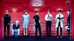 BTS : 쩔어 (sick) v.1 Wallpaper by Maxxiiz